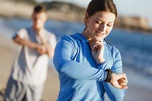 Trainingspuls für optimales Traing regelmäßig messen